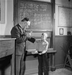 disciplined child